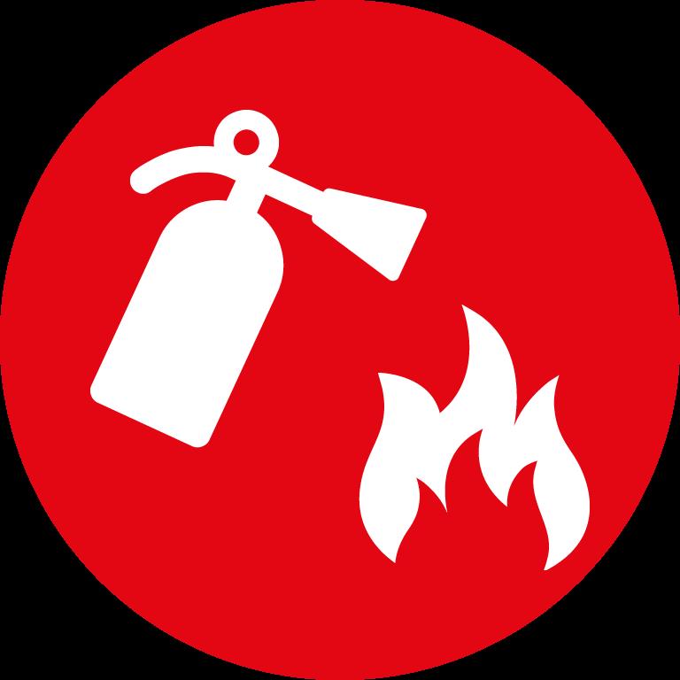 Macaron intervention incendie