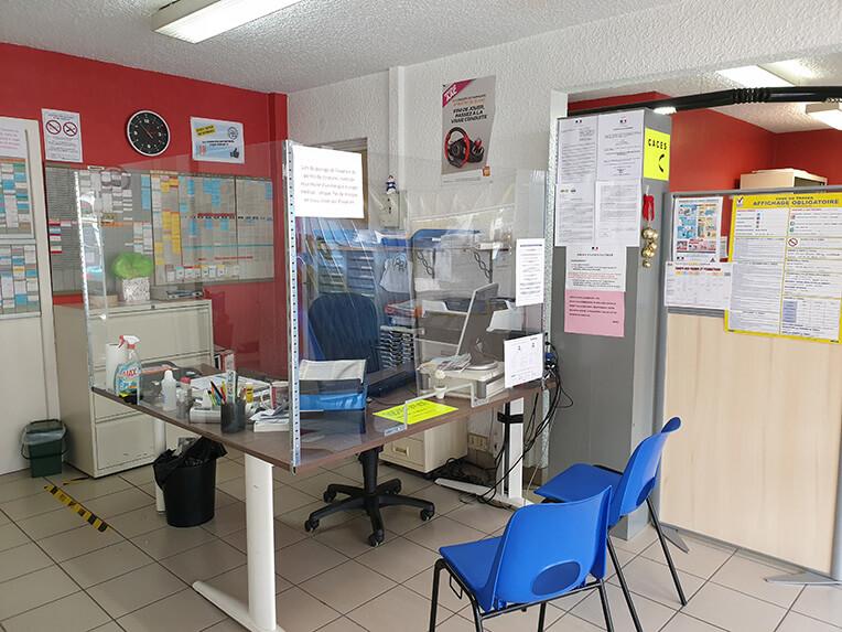 Bureau Auto école FTSR
