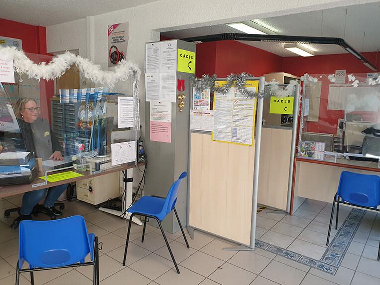 Bureaux de FTSR à Châtellerault